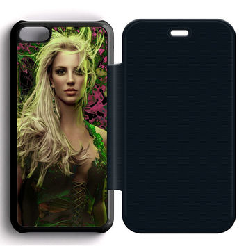Young Britney Spears Flip iPhone 5C Case