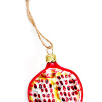 Pomegranate Ornament