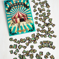Quirky Big Top Bulletin Magnet Set by ModCloth