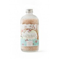 White Tea Bath Salt - Shop // Hand In Hand Soap