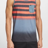 Men's Hurley 'Raglan Destroy' Tank Top,