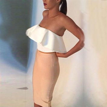 Backless Two Piece