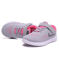 Nike Girls Boys Children Baby Toddler Kids Child Breathable Sneakers Sport Shoe-45