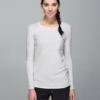 find your zen long sleeve | women's tops | lululemon athletica