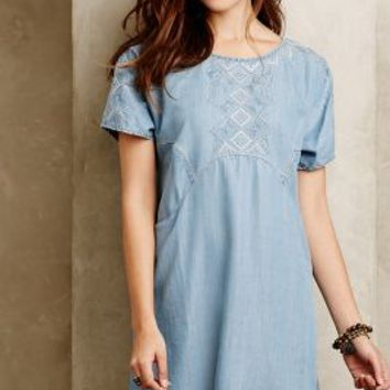 White Sands Chambray Tunic