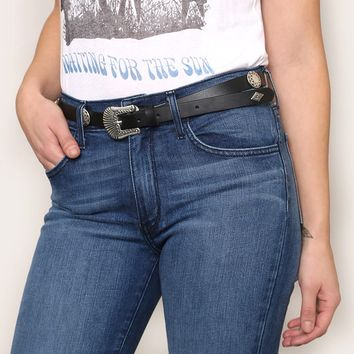 Rising Sun Leather Belt - What's New at Gypsy Warrior