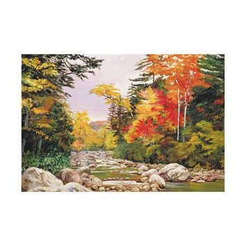 New Hampshire, United States Canvas Print