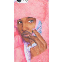 REAL MEN WEAR PINK IPHONE CASE
