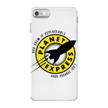 planet express iPhone 7 Case