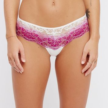 Free People Fools Gold Undie