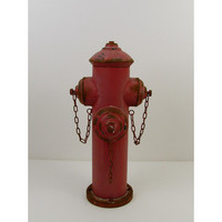 Firefly Home Collection Fire Hydrant Sculpture | Wayfair