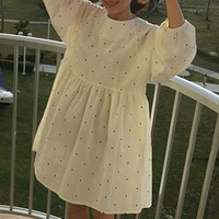 Dotted Empire Tunic