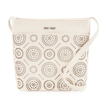 Frankie Perforated Crossbody