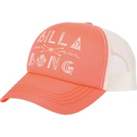 Billabong Girls - Billie Trucker Hat | Neon Coral
