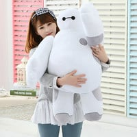 Plush toys _ super - baymax white child children plush toys doll doll [9166321418]