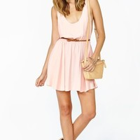 Nasty Gal Sweet Suspense Dress