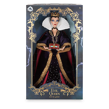 Evil Queen Collector's Doll - 17'' - Limited Edition | Disney Store
