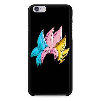 Goku Super Saiyan Mix iPhone 6/6S Case