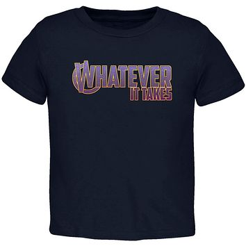 Whatever It Takes Toddler T Shirt