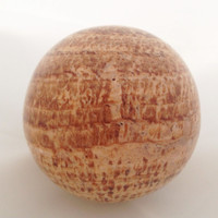 Aragonite Sphere Peru / Large 310 g 70 mm / Reiki Charged / Earth Healer / Meditation / Stability / Crystal Collector / High Show Quality