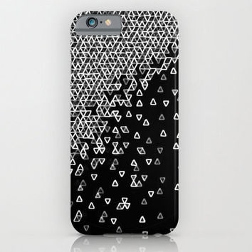 iPhone 6 Case - Negative SI - unique iPhone case, art iPhone case, hipster iphone case, iphone 6 case, iPhone 6 Plus Case