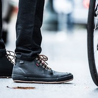 Storm 415 Work Boot Black | Leather Work Boots | Chrome Industries