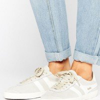 Gola Specialist Pale Grey Trainers at asos.com