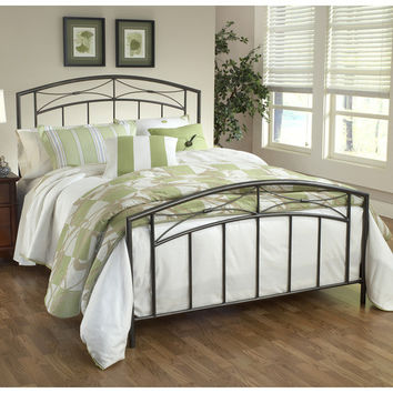1545-morris-bed-set-full-bed-frame-included - Free Shipping!