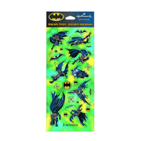 Batman Holographic Stickers