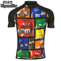 NEW 2017 summer men's cycling jersey best quality cycling clothing quick-dry cloth Bicycle clothes 4 styles Arbitrary choice