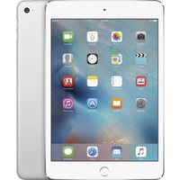 Apple - iPad mini 4 Wi-Fi 16GB - Silver