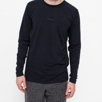 Norse Projects Niels L/S Logo Tee