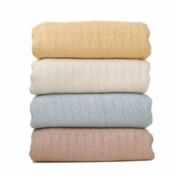 Rayon from Bamboo Crib Blankets