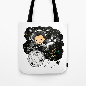 Travel Tote Bag by MIKART