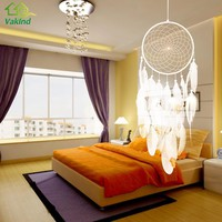 Home Wall Hanging Decoration Dream Catcher With Feathers