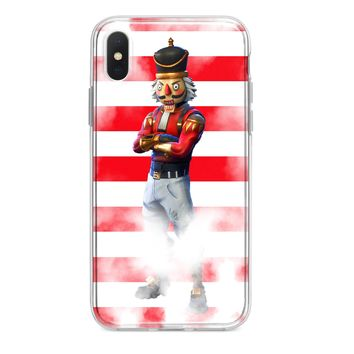 FORTNITE CRACKSHOT STRIPES CUSTOM IPHONE CASE