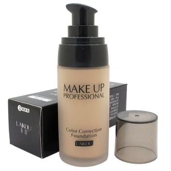 40 ml Whitening Liquid Foundation Concealer Moisturizer Oil-control Waterproof Makeup