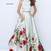 Sherri Hill 50270 Prom Dress