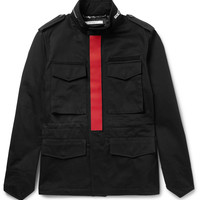 Givenchy - Cotton-Blend Field Jacket