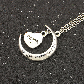 New Arrival Jewelry Shiny Stylish Gift Alphabet Hot Sale Pendant Accessory Necklace [9694085327]