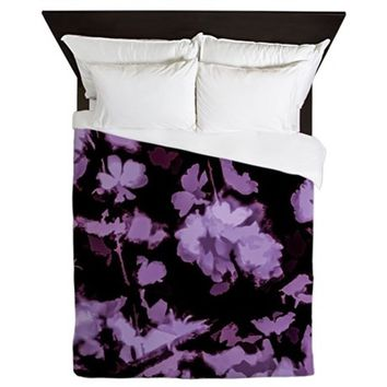 GLOW IN THE DARK QUEEN DUVET