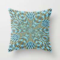 Infininty Throw Pillow by Stay Inspired | Society6
