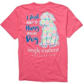 Simply Southern Women's Hang T-Shirt | DICK'S Sporting Goods
