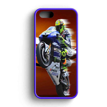 Valentino Rossi Standing iPhone 5 Case iPhone 5s Case iPhone 5c Case