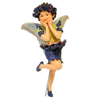 Add An Accent - Cicely Mary Barker - CORNFLOWER - Ornament - Flower Fairy - 86944