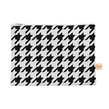 "Empire Ruhl ""Spacey Houndstooth"" Everything Bag"