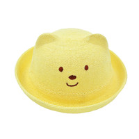 Lovely Straw Hat Sun Hats Cap For Kids/Toddler/Baby Clothing Unisex - Yellow