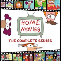 Brendon Small & H. Jon Benjamin & Various-Home Movies: The Complete Series