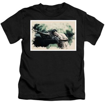 Wildlife Series - The Bread Earners - Kids T-Shirt
