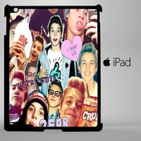 Matthew Espinosa iPad 2, iPad 3, iPad 4, iPad Mini and iPad Air Cases